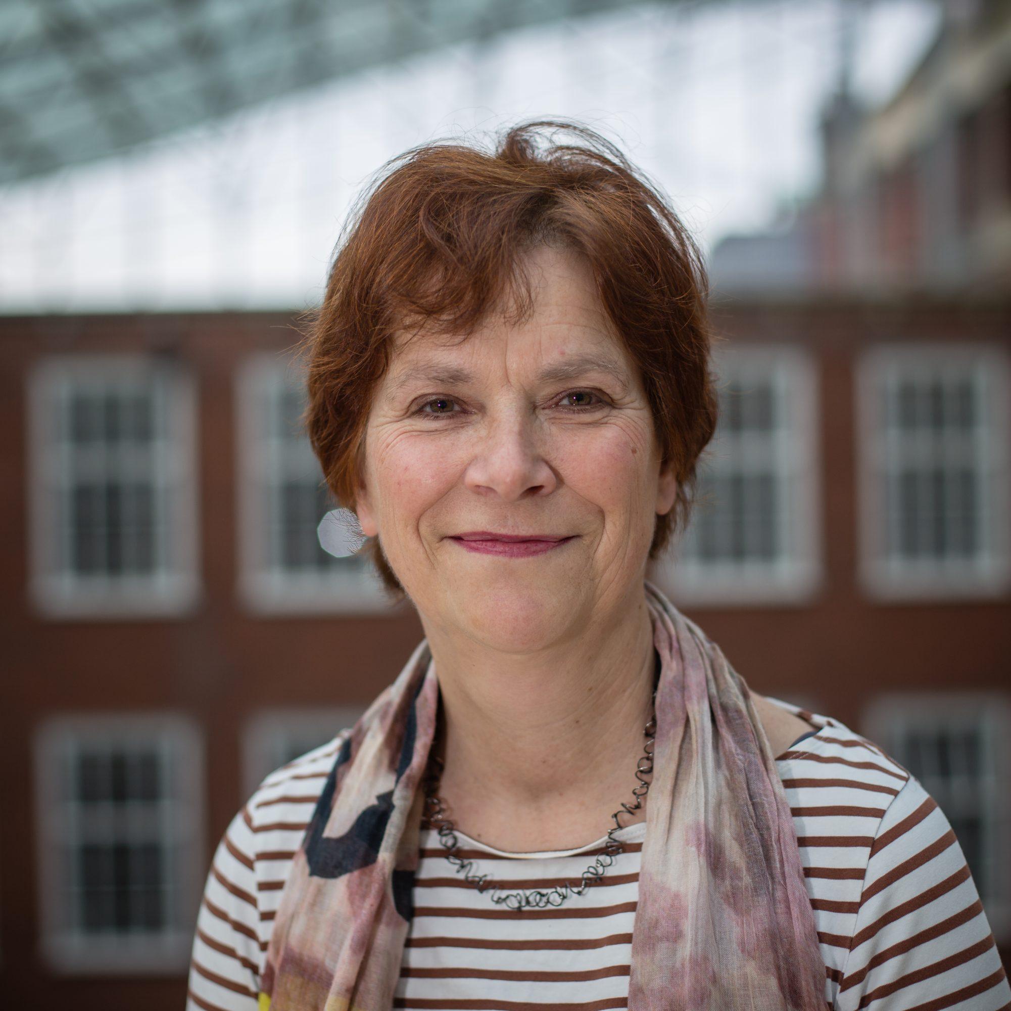 Conny Broeyer - PvdA Leiden